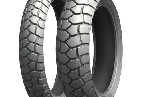 Michelin Anakee Adventure mc tyres